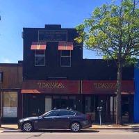 Building & Restaurant